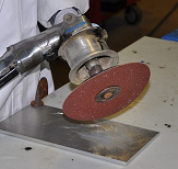 Rotary Cleaning Tool - Coated Abrasive